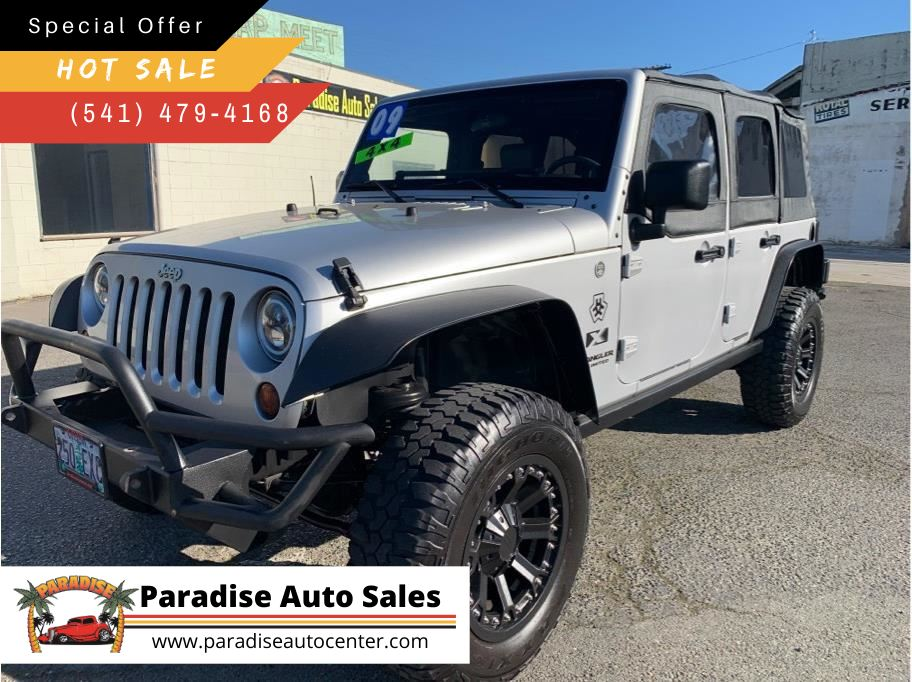 2009 Jeep Wrangler from Paradise Auto Sales II