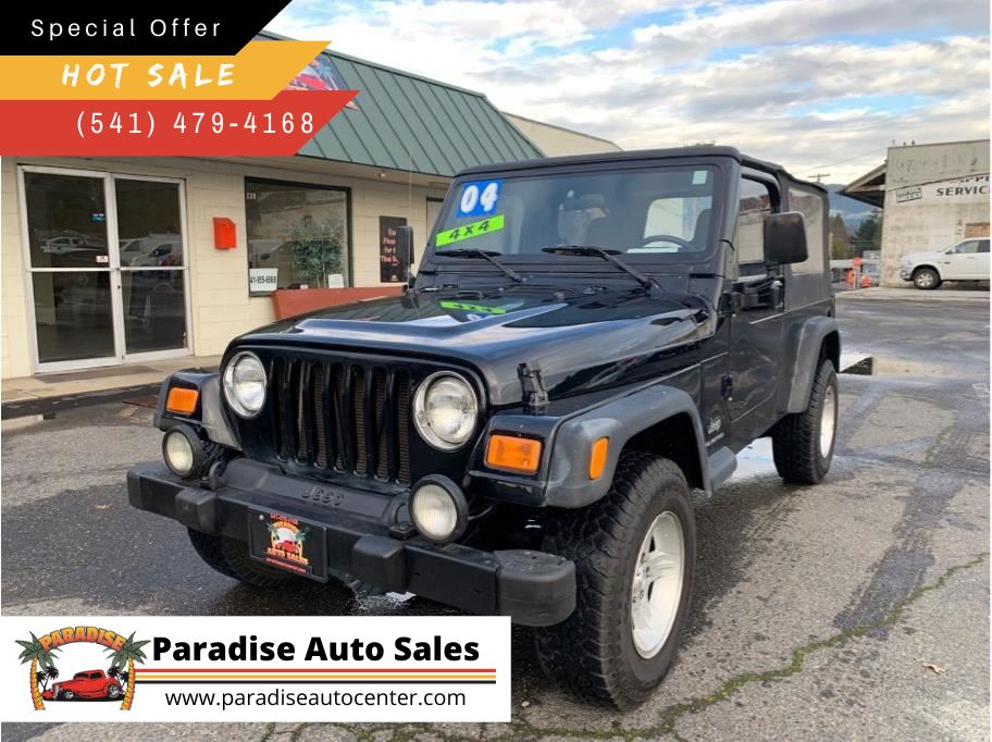 2004 Jeep Wrangler from Paradise Auto Sales II