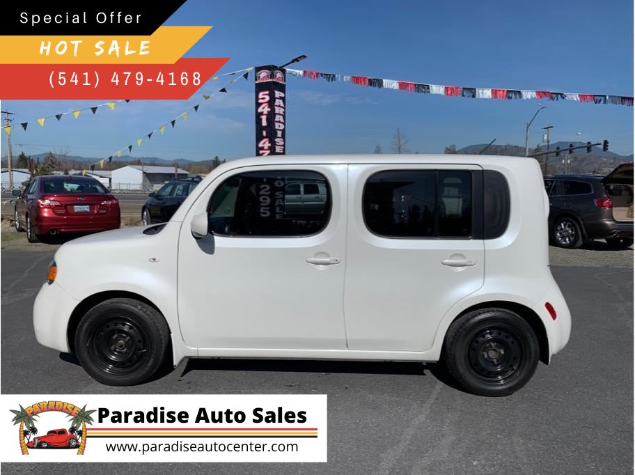 2014 Nissan cube from Paradise Auto Sales - Medford