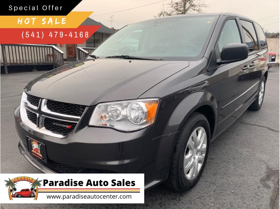 2017 Dodge Grand Caravan Passenger from Paradise Auto Center - Grants Pass