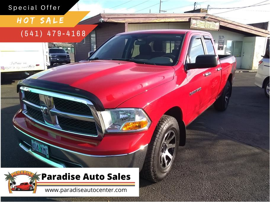 2011 Ram 1500 Quad Cab from Paradise Auto Sales II