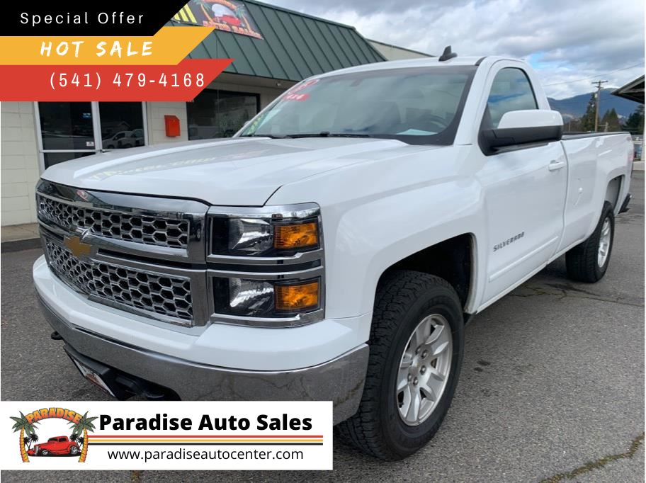2015 Chevrolet Silverado 1500 Regular Cab from Paradise Auto Sales II