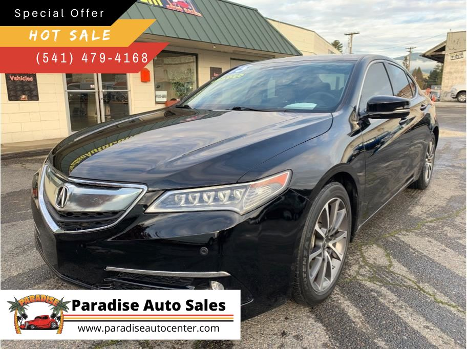 2015 Acura TLX from Paradise Auto Sales - Medford