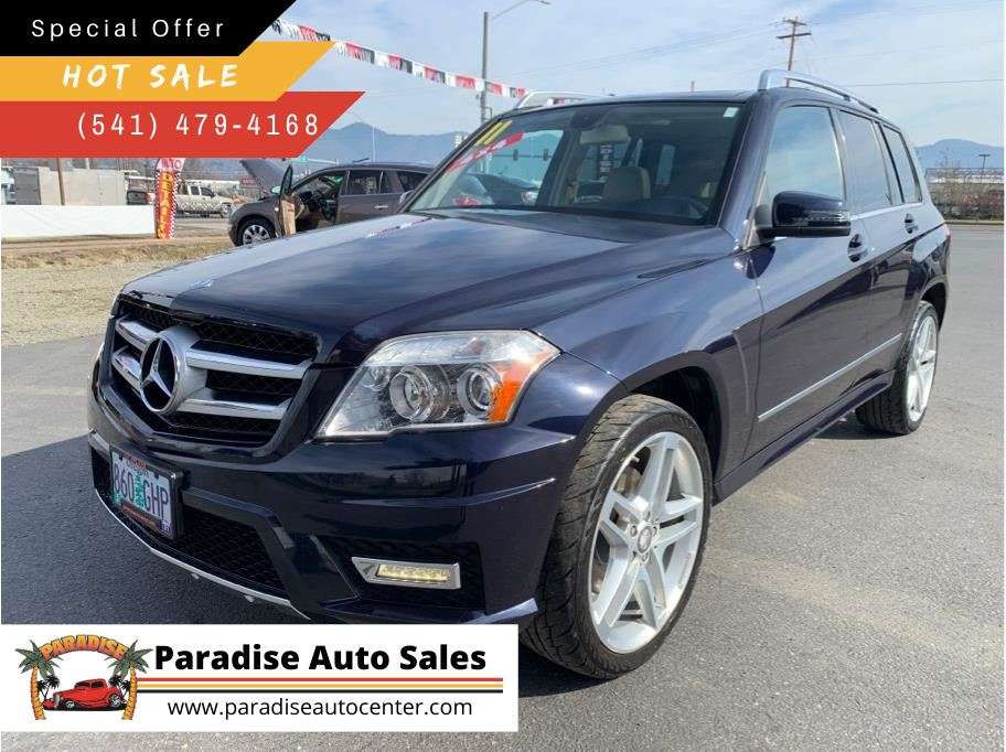 2011 Mercedes-benz GLK-Class from Paradise Auto Center - Grants Pass