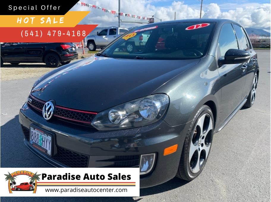 2012 Volkswagen GTI from Paradise Auto Center - Grants Pass