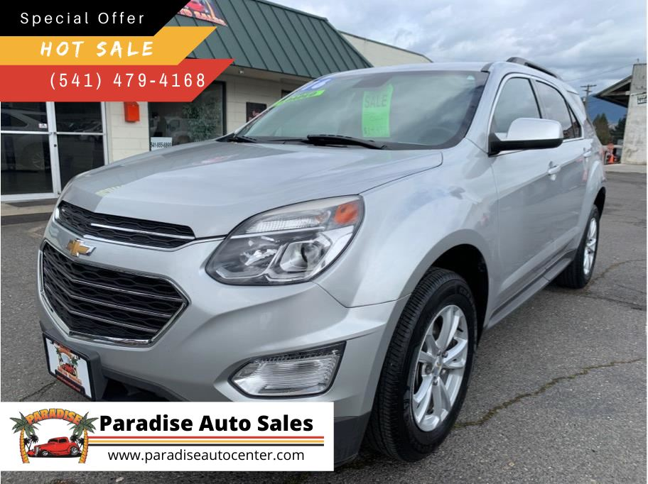 2016 Chevrolet Equinox from Paradise Auto Sales II