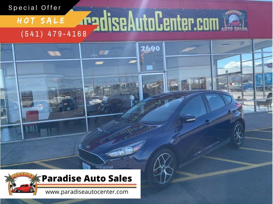 2017 Ford Focus from Paradise Auto Sales - Medford