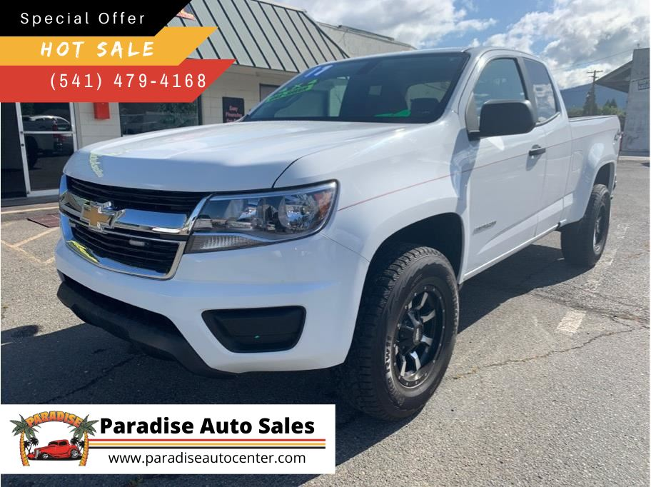 2017 Chevrolet Colorado Extended Cab from Paradise Auto Sales II