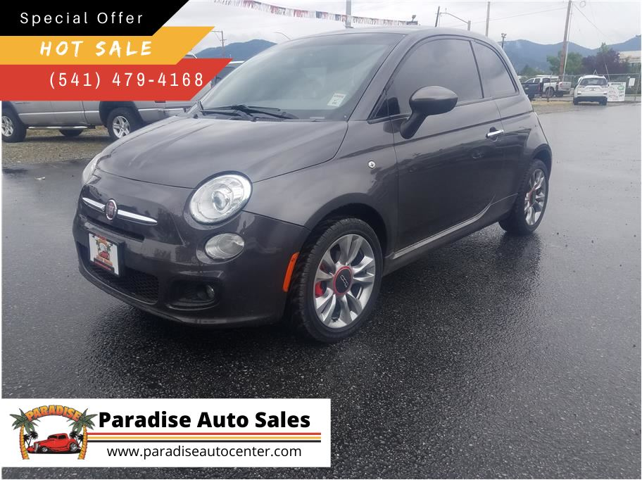 2015 Fiat 500 from Paradise Auto Center - Grants Pass