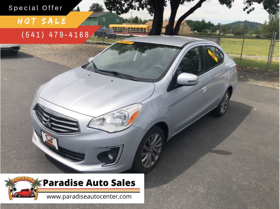 2017 Mitsubishi Mirage G4 from Paradise Auto Center - Grants Pass