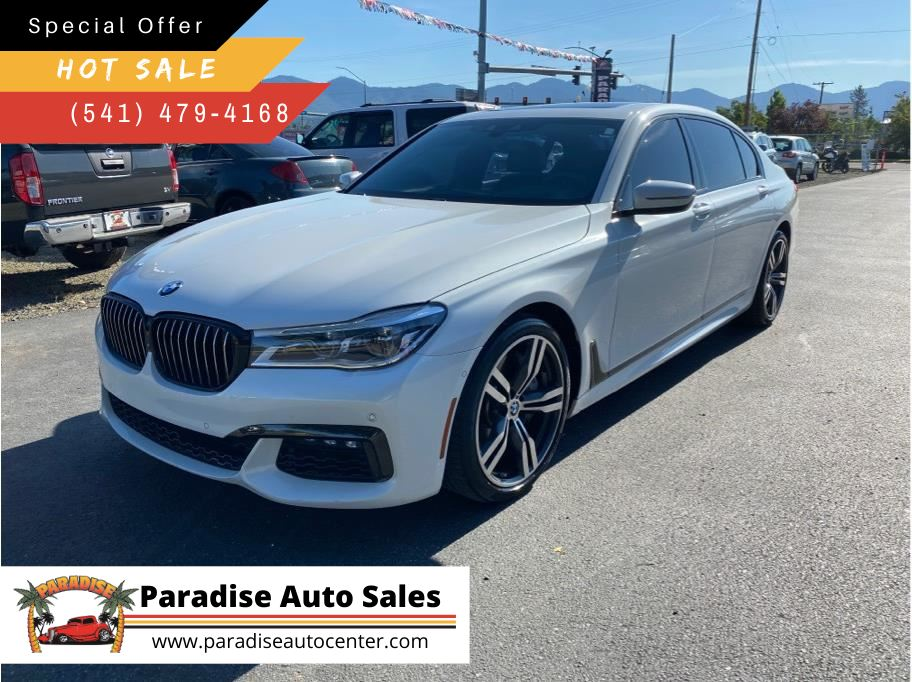 2017 BMW 7 Series from Paradise Auto Center - Grants Pass