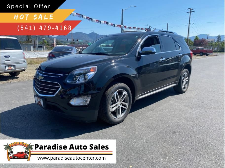 2017 Chevrolet Equinox from Paradise Auto Center - Grants Pass