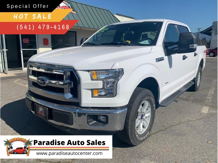 2016 Ford F150 SuperCrew Cab from Paradise Auto Sales II
