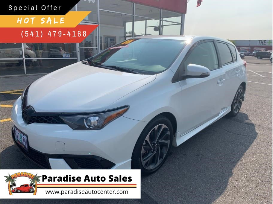 2016 Scion iM from Paradise Auto Center - Grants Pass