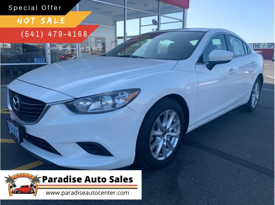 2017 Mazda MAZDA6 from Paradise Auto Center - Grants Pass