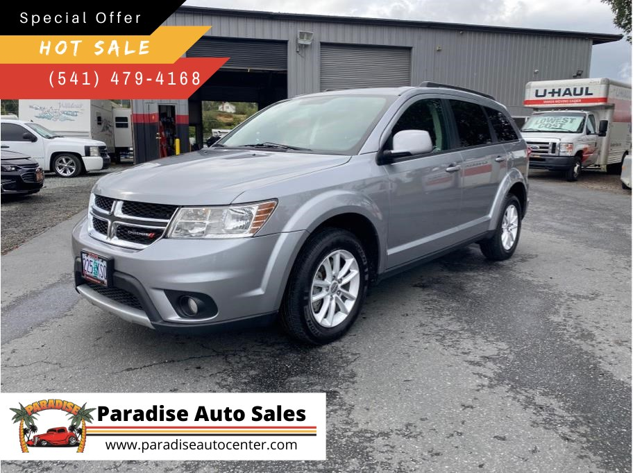 2016 Dodge Journey from Paradise Auto Sales - Grants Pass