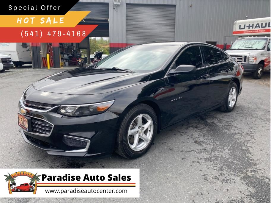 2017 Chevrolet Malibu from Paradise Auto Center - Grants Pass