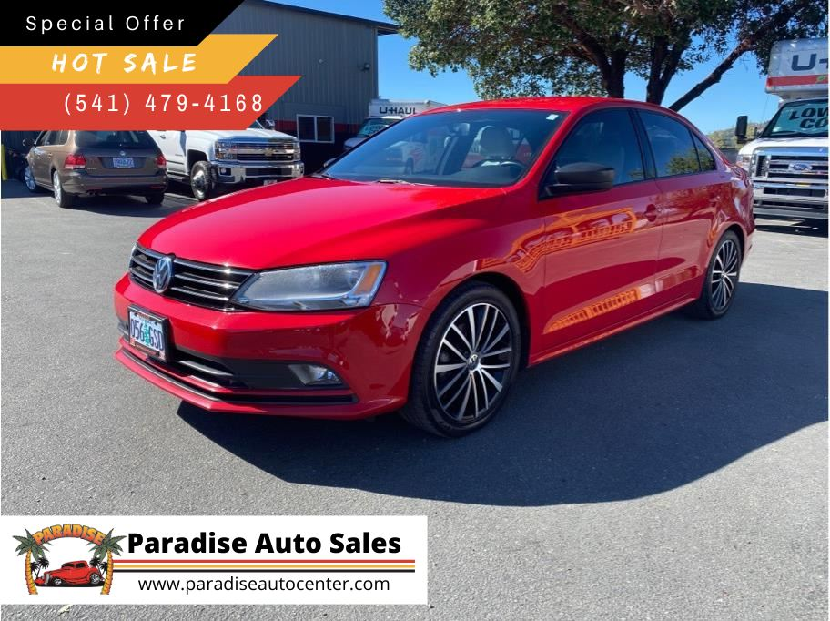 2016 Volkswagen Jetta from Paradise Auto Center - Grants Pass