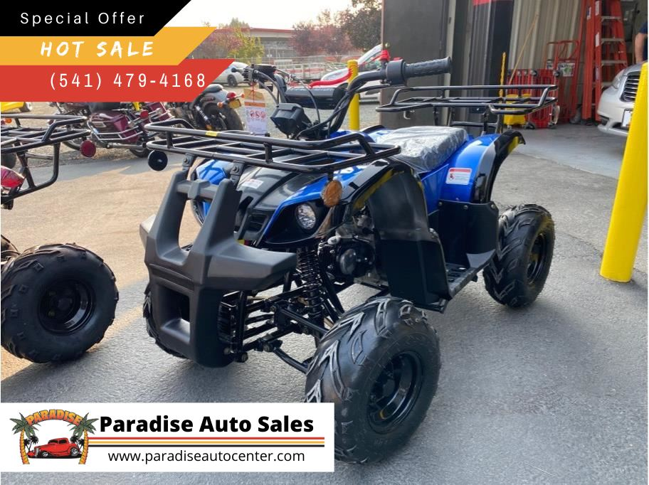 2020 TAOTAO D125 from Paradise Auto Center - Grants Pass