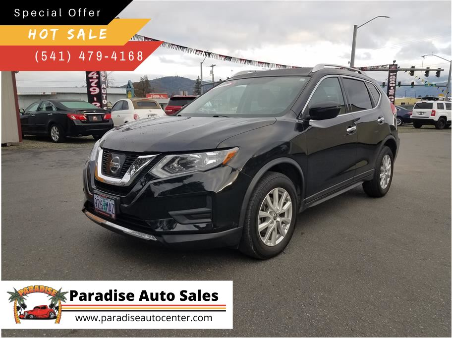 2017 Nissan Rogue from Paradise Auto Center - Grants Pass