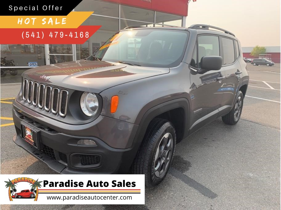 2017 Jeep Renegade from Paradise Auto Sales - Medford