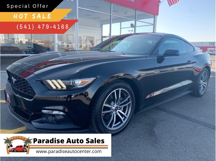 2016 Ford Mustang from Paradise Auto Sales - Medford
