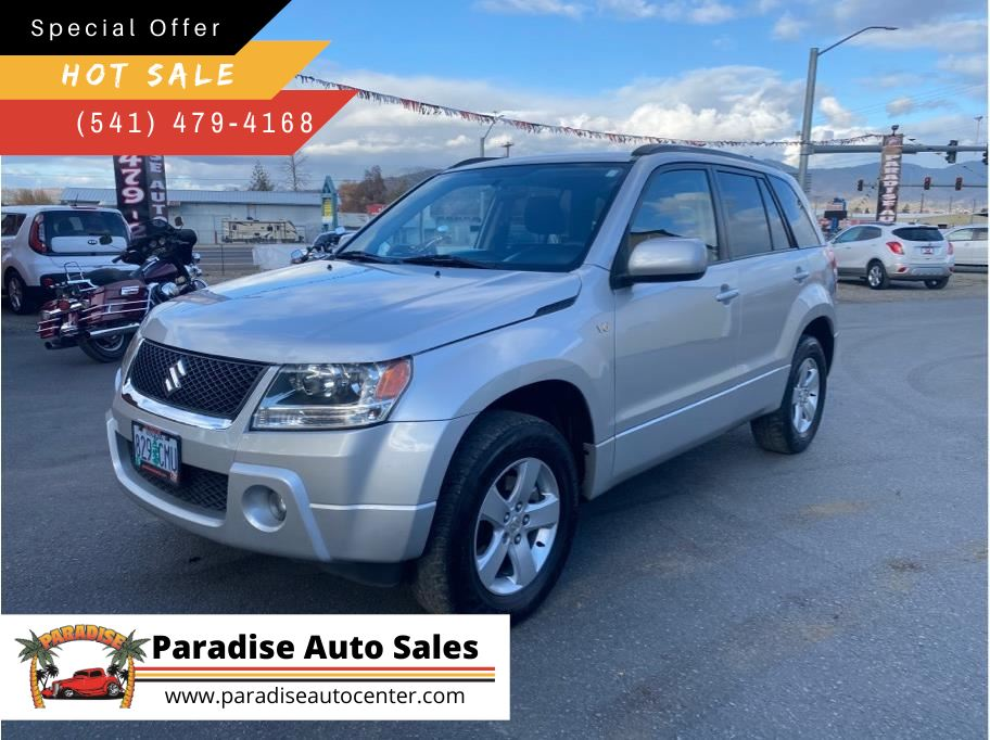 2006 Suzuki Grand Vitara from Paradise Auto Center - Grants Pass