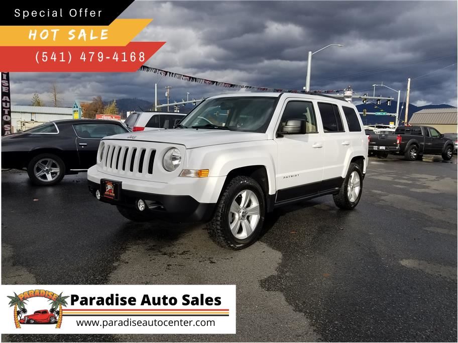 2016 Jeep Patriot from Paradise Auto Sales II