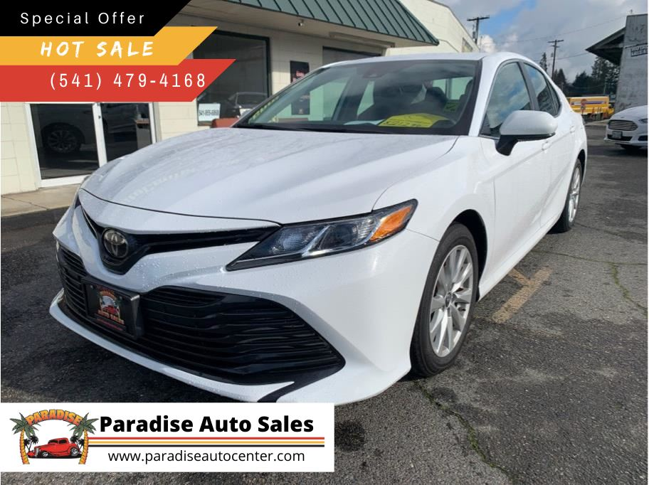 2019 Toyota Camry from Paradise Auto Sales - Medford