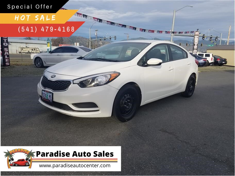 2016 Kia Forte from Paradise Auto Center - Grants Pass