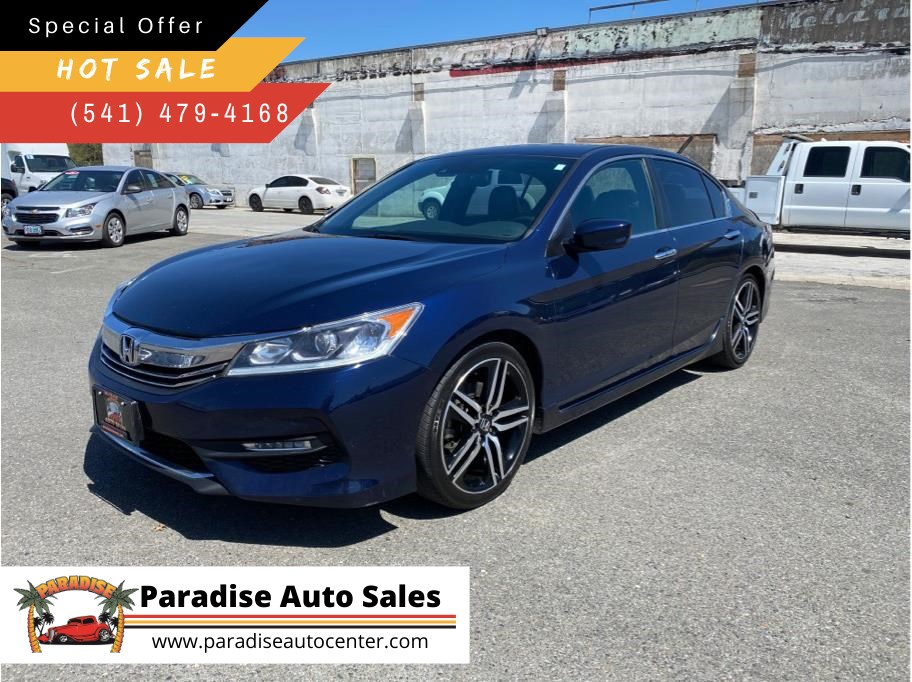2016 Honda Accord from Paradise Auto Sales - Grants Pass