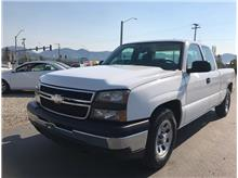 2006 Chevrolet Silverado 1500 Extended Cab Work Truck Pickup 4D 6 1/2 ft