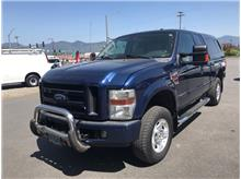 2008 Ford F250 Super Duty Super Cab XLT Pickup 4D 6 3/4 ft