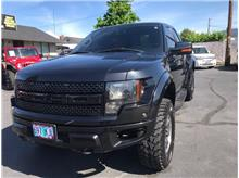 2010 Ford F150 Super Cab SVT Raptor Pickup 4D 5 1/2 ft