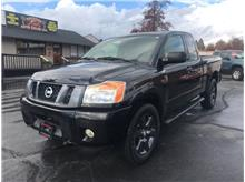2012 Nissan Titan King Cab SV Pickup 4D 6 1/2 ft