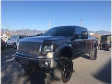 2012 Ford F150 SuperCrew Cab XLT Pickup 4D 6 1/2 ft