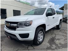 2016 Chevrolet Colorado Extended Cab Work Truck Pickup 2D 6 ft