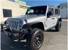 2009 Jeep Wrangler Unlimited X Sport Utility 4D