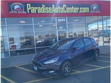 2017 Ford Focus SEL Hatchback 4D
