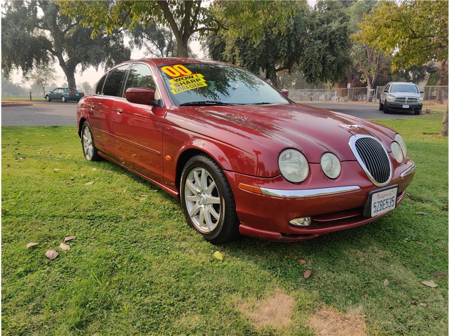 2000 Jaguar S-Type from D and I Auto Sales