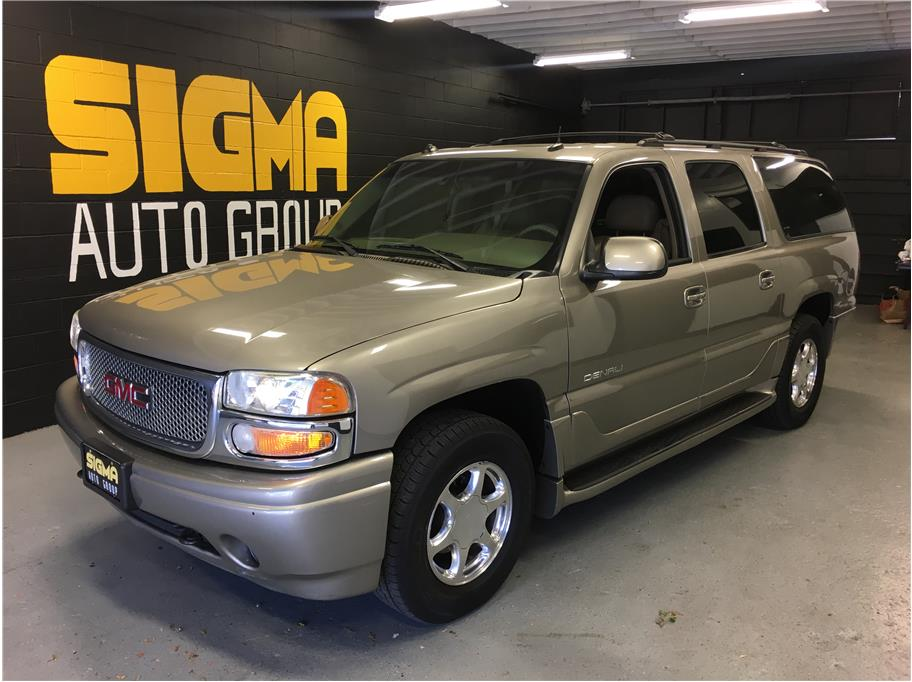 2003 GMC Yukon XL 1500 from Sigma Auto Group
