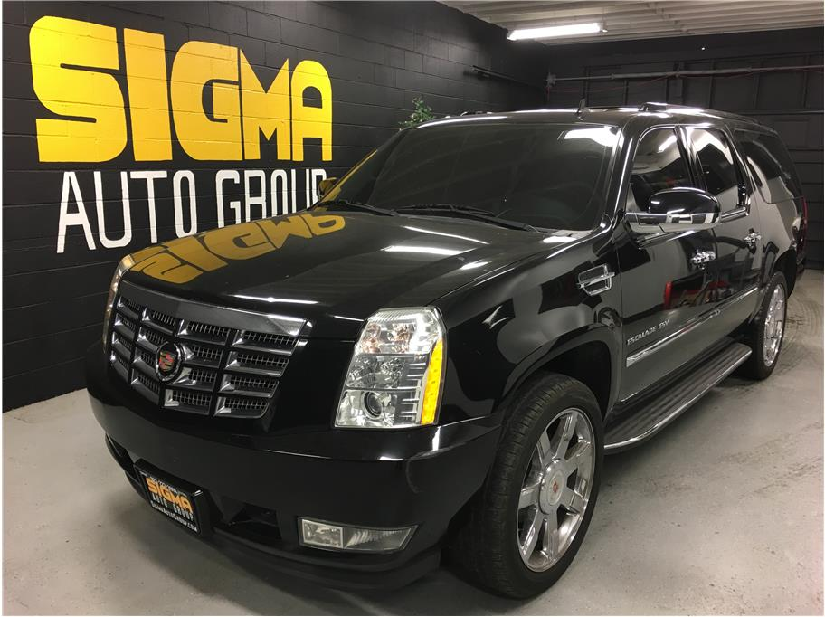 2013 Cadillac Escalade ESV from Sigma Auto Group