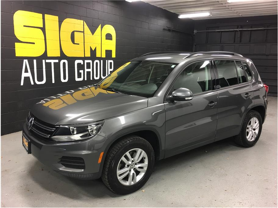 2016 Volkswagen Tiguan from Sigma Auto Group