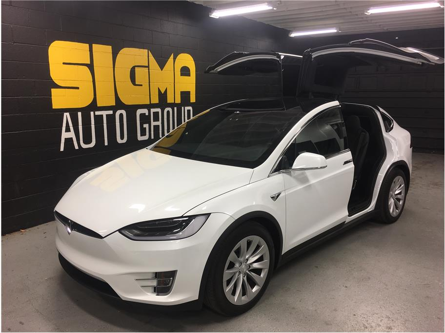 2018 Tesla Model X from Sigma Auto Group