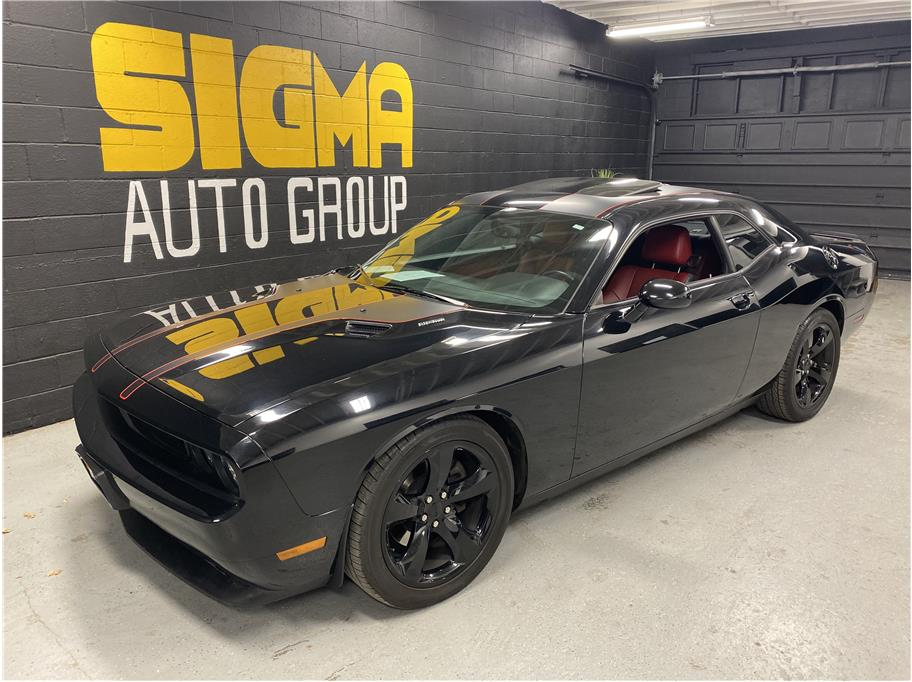 2014 Dodge Challenger from Sigma Auto Group
