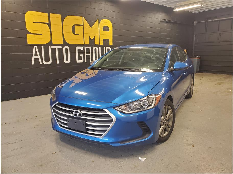 2018 Hyundai Elantra from Sigma Auto Group