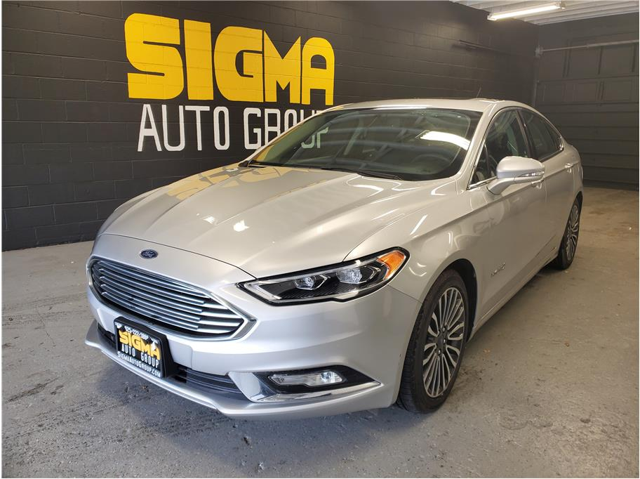 2018 Ford Fusion from Sigma Auto Group