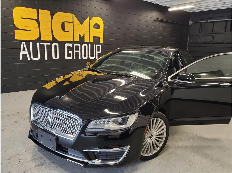 2017 Lincoln MKZ from Sigma Auto Group