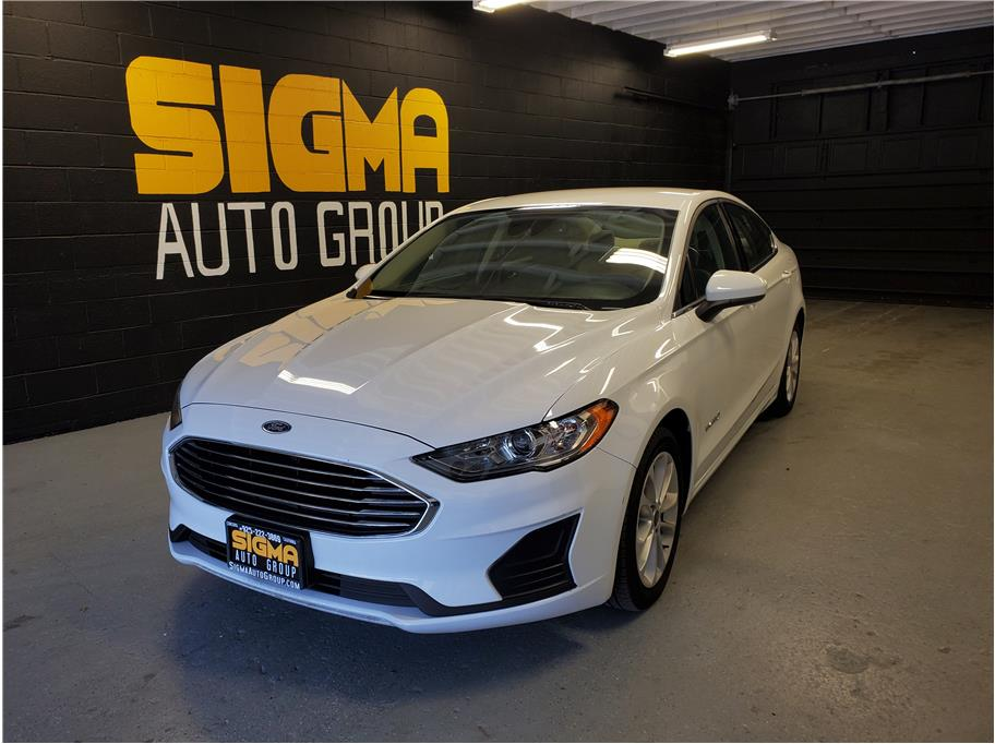 2019 Ford Fusion from Sigma Auto Group