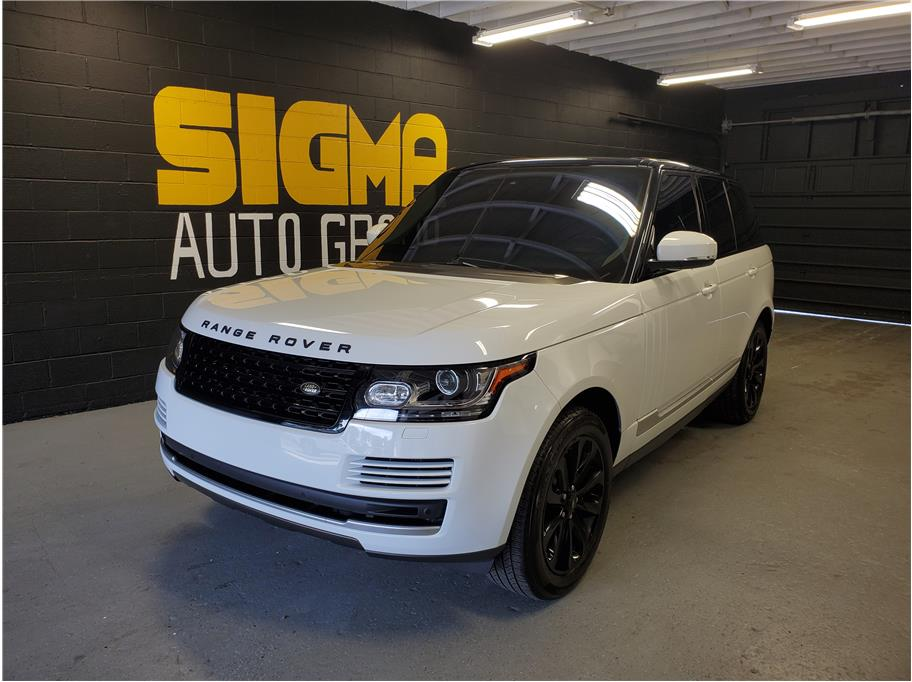 2016 Land Rover Range Rover from Sigma Auto Group